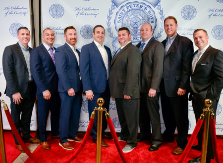 Alumni at St. Peter's Boys High School Centennial Event