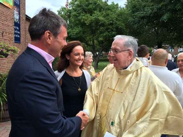 St. Peter's alum Monsignor Peter Finn named Staten Island Top 100