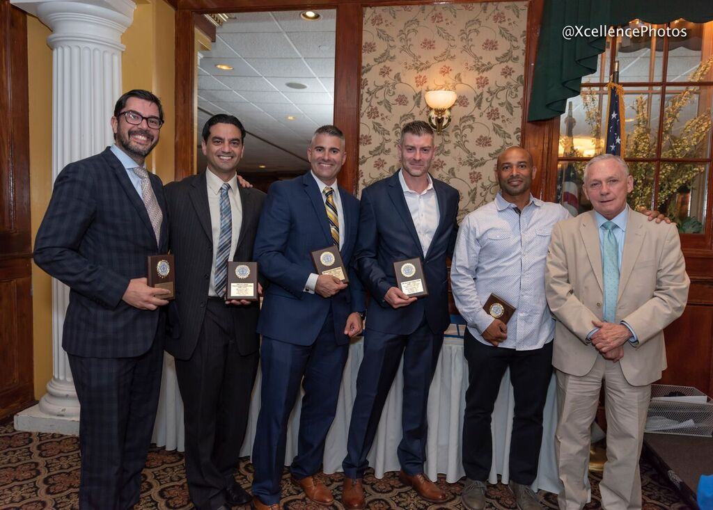 St. Peter's Hosts 3rd Annual Hall of Fame Dinner for Cross Country and Track & Field Alumni