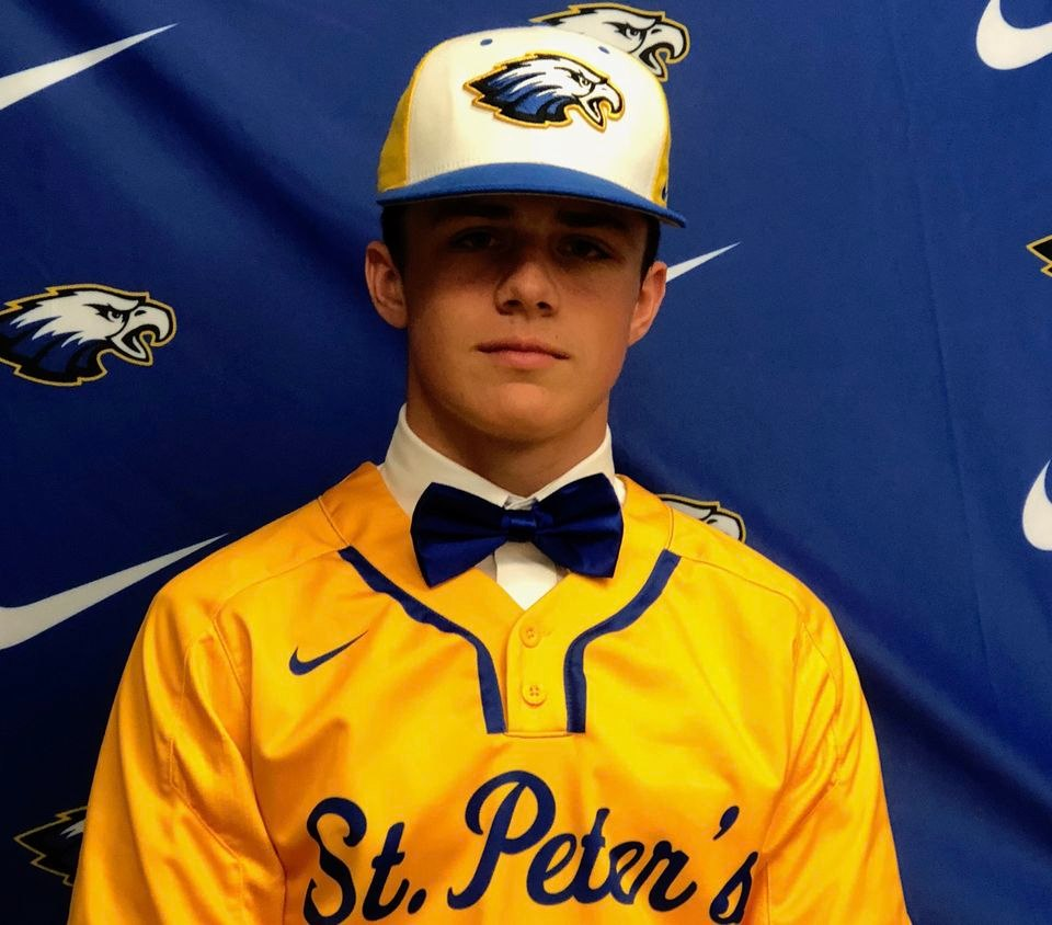 Irish eyes are smiling! Eagles pitcher Matt Bedford verbally commits to Notre Dame