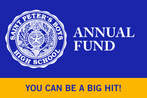 St. Peter's Launches Inaugural Annual Fund Campaign