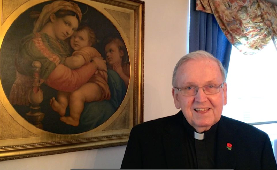 Monsignor Peter G. Finn to be honored with Maniscalco Award