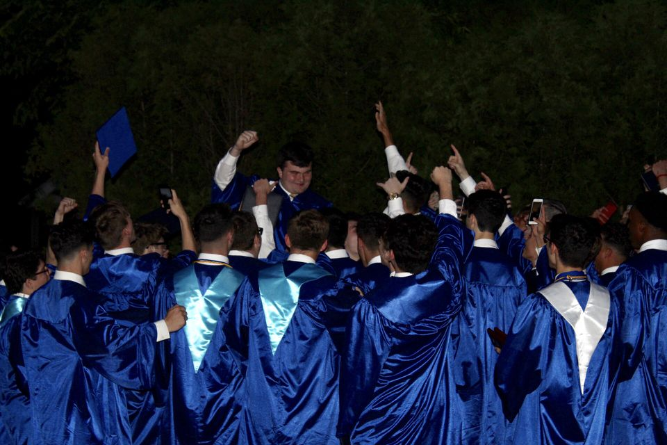 St. Peter's Boys High School Sees 127 Graduate